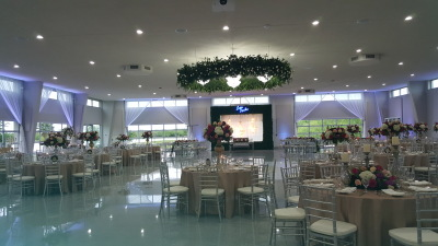 Coordination, Lighting, & Entertainment Package